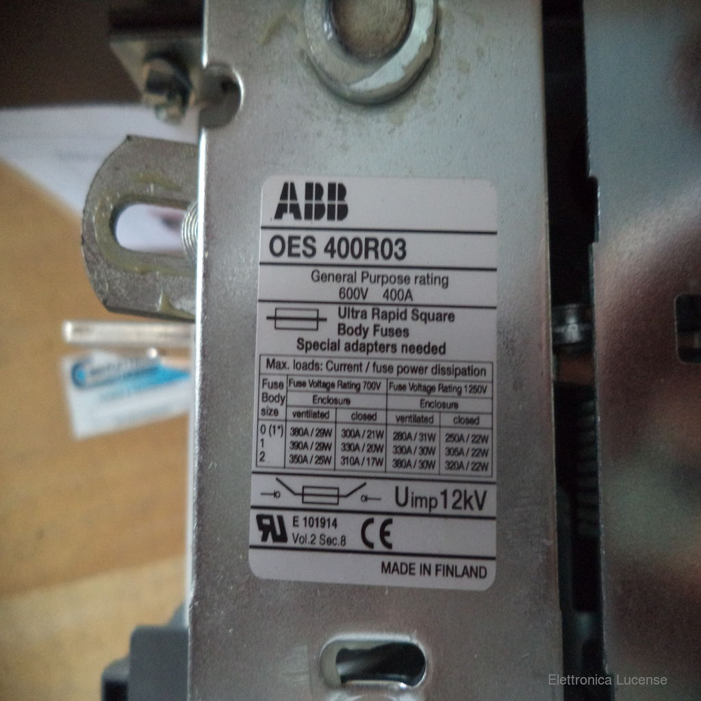 ABB-OES400R03-3
