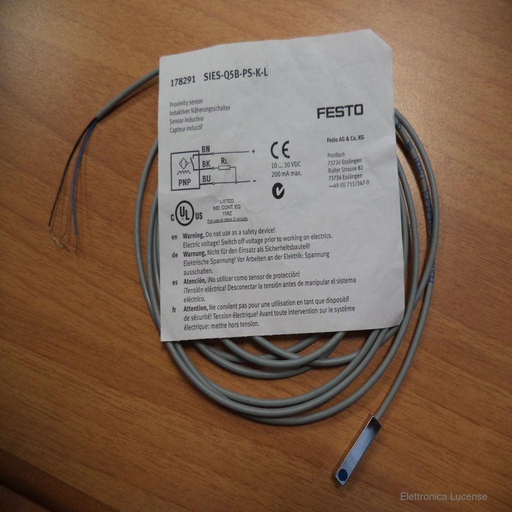 FESTO-178291-SIES-Q5B-PS-K-L-2