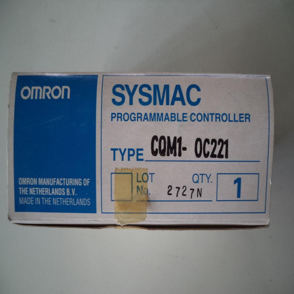 OMRON-CQM1-OC221-2