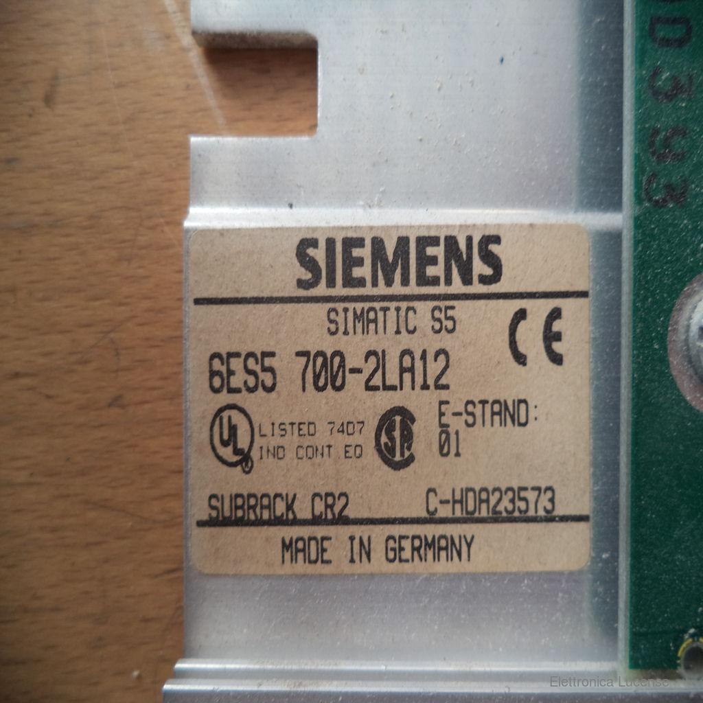 SIEMENS-6ES5-700-2LA12-2